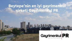 Beytepe'nin en iyi gayrimenkul şirketi Gayrimenkul PR