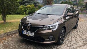 Renault Taliant Türkiye yollarında