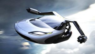 Uçan arabalarla ilgili 2 dev şirket adım attı