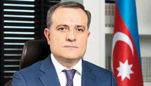 Azerbaycan Dışişleri Bakanı Bayramov: Karabağ'da ilk imzaları Türk şirketleriyle attık
