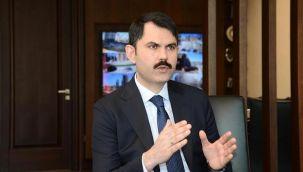 Bakan Kurum açıkladı! Sığınmacılar için 40 proje