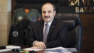 Bakan Varank sanayi üretiminde yaşanan artışı değerlendirdi
