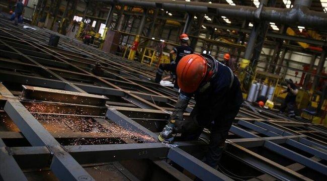 Sanayi üretimi verileri yıl sonu büyüme beklentilerini artırdı