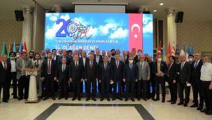 Türk Dünyası'nın şehircilik kültürü geliştirilecek