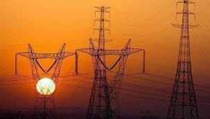 Türkiye'de elektrik tüketimi arttı