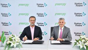 Türkiye Finans ve Intercity'den taşıt finansmanında stratejik iş birliği