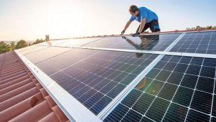 Elektrikte güneşin payı %7.5'e yükseldi