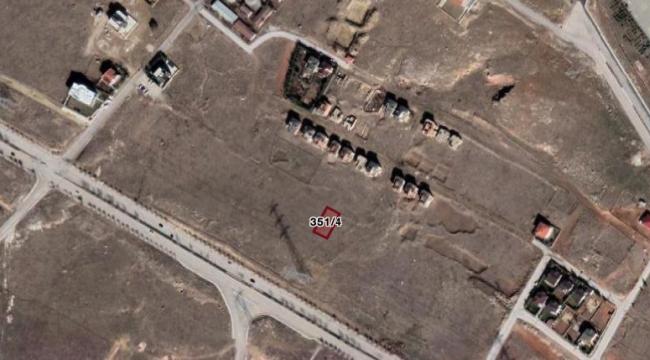 Ankara Beytepe'de satılık 495 m2 villa arsası