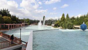 Dikmen Vadisi'ndeki havuzlar yeniden faaliyete başladı