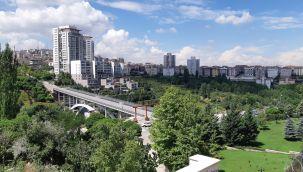 Ankara'nın kiralık konut tablosu