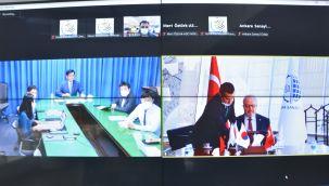 ASO İle KORE arasında nükleer işbirliği anlaşması