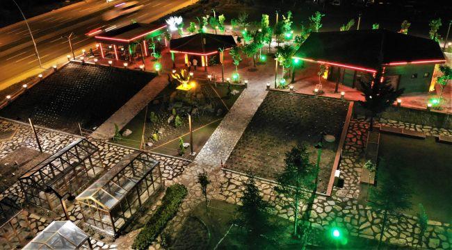 Pursaklar'ın yeni cazibe merkezi ''endemik vadi''