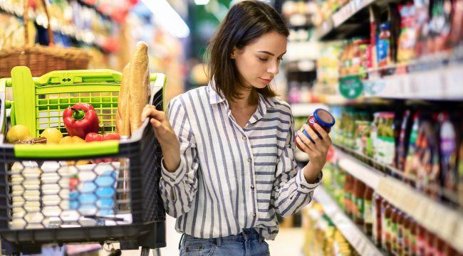 Tarih etiketlemesine dikkat ederek gıda israfı önlenebilir
